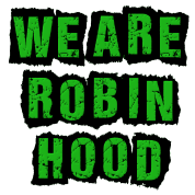We Are Robin Hood Occupy