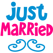 JUST MARRIED great shirt for newlyweds