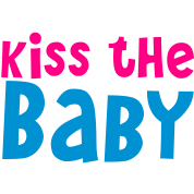 KISS THE BABY! so cute!