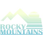 Rocky Mountains Vintage Tee