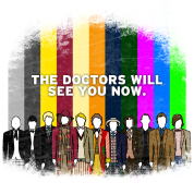 the Doctors Will See You Now Tee