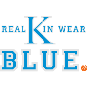 UK Wildcats Basketball - Real Kin Wear Blue