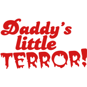 daddy's little terror
