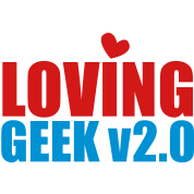 loving geek v2.0 with love heart