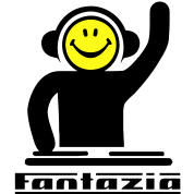Fantazia Smiley DJ Logo