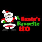 Santa's Favorite Ho!
