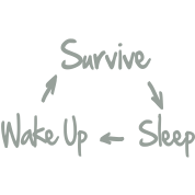 Circle Of Life / Survive / Sleep / Wake Up