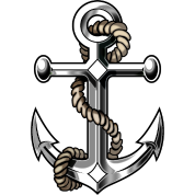 anchor, marine
