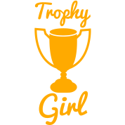 Trophy girl new