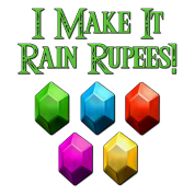 I Make It Rain Rupees! Zelda