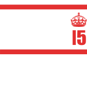 Class of 15 - Kings & Queens (red with bands)