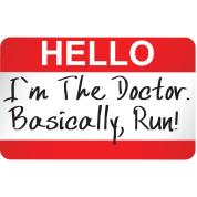 Doctor Who - Hello I'm The Doctor