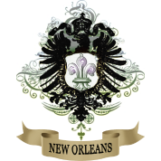 New Orleans Vector Shield