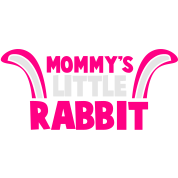 MOMMY's LITTLE RABBIT (good for Easter)