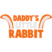 DADDY's LITTLE RABBIT (good for Easter)