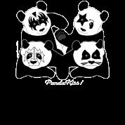 PANDA KISS!