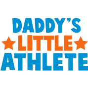 DADDY's LITTLE ATHLETE sport baby