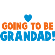 GOING TO BE GRANDAD! granddad grandpa