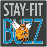 Design ~ stayfitbuzz.com logo