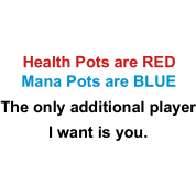 Health Mana Pots Valentines Special