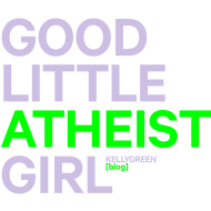 Design ~ Atheist Girl