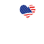 i love iowa - white