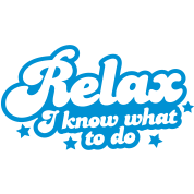 relax i know what to do professional career design