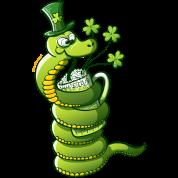 Saint Patrick's Day Snake