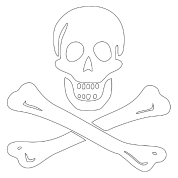 Edward England Pirate Flag