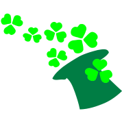 st.paticks_day_shamrock_hat