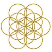 Flower of Life - Feel the Harmony! EGG OF LIFE, Healing Symbol, Harmony, Balance