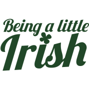 Being a little IRISH