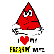 I Love My Freakin Wife