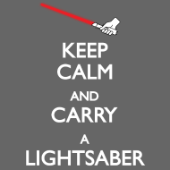 Design ~ lightsaber_clrred