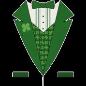 Green Tux
