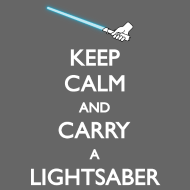 Design ~ Carry Lightsaber Blue