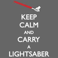 Design ~ Carry Lightsaber Red