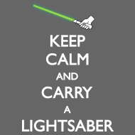 Design ~ Carry Lightsaber Green
