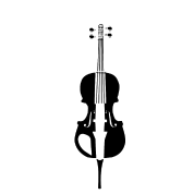 Cello In Cello White