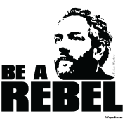 Breitbart - Be a Rebel - WT