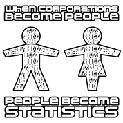 Corporations Vs People