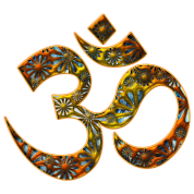 OM (AUM - I AM), manifestation of spiritual strength, Energy Symbol / sacred symbol, DD