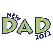 New Dad 2012