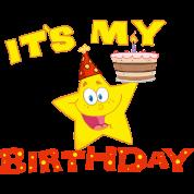 It's My Birthday Star