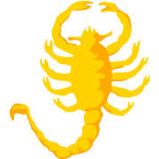 "Scorpion ""Drive"", 2c, Scorpio,"
