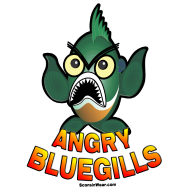 Design ~ Angry Bluegills