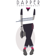 Design ~ Dapper Continuously Style - Vest