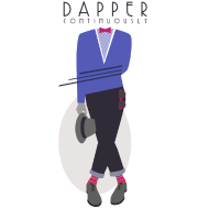 Design ~ Dapper Continuously Style - Cardigan