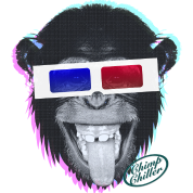 Chimp Chiller - 3D
