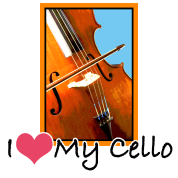 I Love My Cello